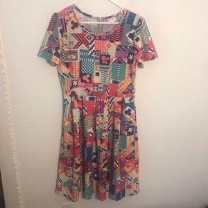 Disney lularoe dress